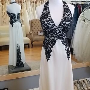 Sexy non traditional wedding dress